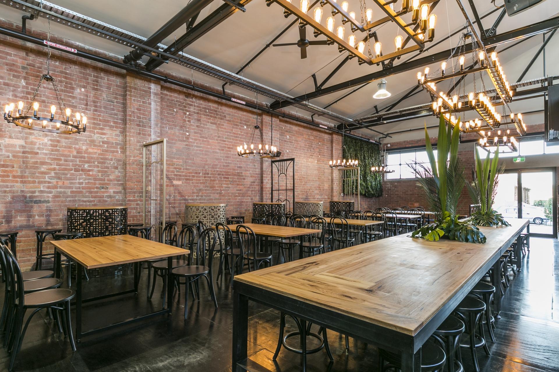 The Federal Cafe Restaurant Bar Geelong